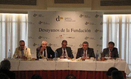 Tovar resalta la importancia de la Diputación como herramienta de equilibrio entre lo rural y lo urbano