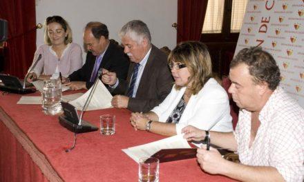 Diputación concluye su firma anual de convenios con los Grupos de Desarrollo con una aportación de 59.219 €