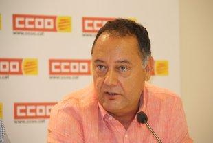 Muere el extremeño Simón Rosado, secretario de Acción Sindical y Política Sectorial de CC.OO en Cataluña