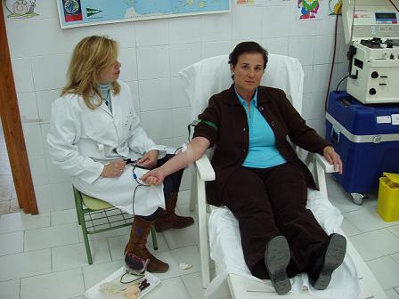 Extremadura ha aumentado las donaciones de sangre y cuenta con un buen sistema de hemoterapia
