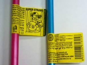La UCE denuncia la venta de golosinas para niños que no cumplen la normativa de etiquetado en castellano