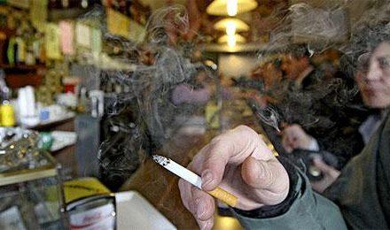 CETEX denuncia los daños que la Ley del Tabaco causará en la economía y el empleo de la hostelería