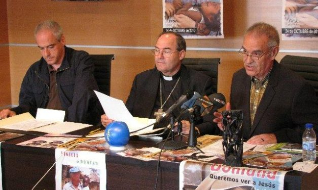 """La Diócesis de Coria-Cáceres presenta la campaña del Domund con el lema """"Queremos ver a Jesús"""""""