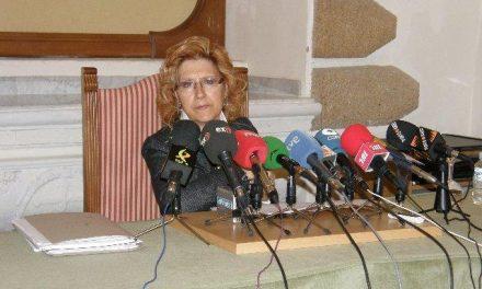 Carmen Heras lanza el reto de convertir a Cáceres en un referente internacional en cultura e innovación