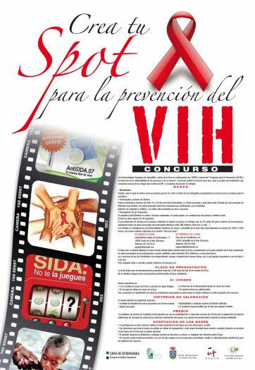 Convocan un concurso de spots publicitarios para concienciar sobre los riesgos del VIH-Sida