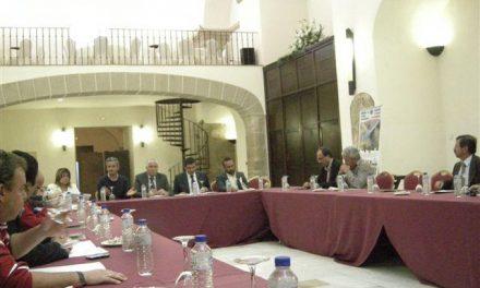 Brozas acoge la constitución del Consejo de la Comunidad de Trabajo del Tajo Internacional