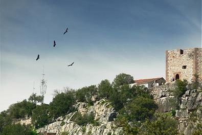 Monfragüe acoge representaciones teatrales con motivo del festival 'Un Castillo de Leyenda'