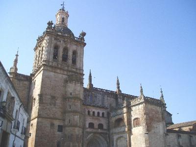 Coria pretende sensibilizar a los vecinos sobre el estado de su catedral con una jornada nacional este fin de semana