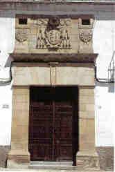 Construcciones Abreu presenta un proyecto corregido para abrir el Hotel Palacio Episcopal de Coria