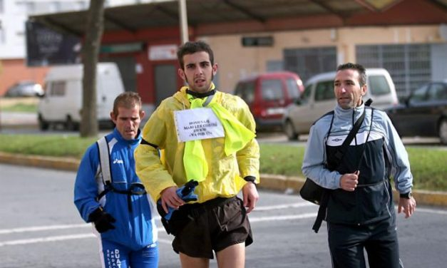 El atleta extremeño Jonathan Guisado homenajerá al futbolista Antonio Puerta corriendo 235 kilómetros