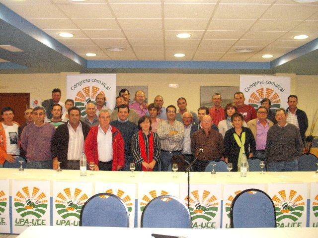 Martín Ruano Olivera, reelegido secretario comarcal de UPA-UCE para el Valle del Alagón y la Sierra de Gata