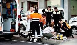 Un hombre de 75 años fallece en Plasencia tras ser atropellado por una joven en un paso de cebra