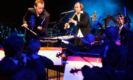 El Magusto completa su Festival Internacional de Música Celta Folk con el gaitero Carlos Núñez