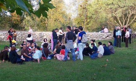 El «Otoño Mágico» del Valle del Ambroz se estrena este fin de semana con la tradicional Calvotá en Abadía