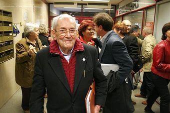 CCOO de Extremadura lamenta el fallecimiento de Marcelino Camacho que supone una «gran pérdida»