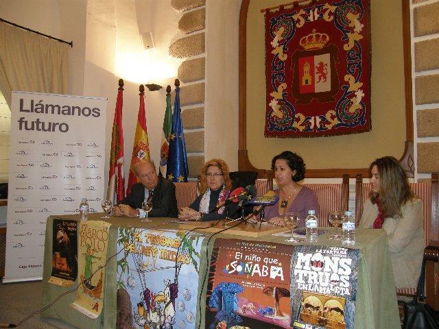 El IV Festival de Teatro Maravillas para niños y jóvenes se celebra en Cáceres del 3 al 7 de noviembre