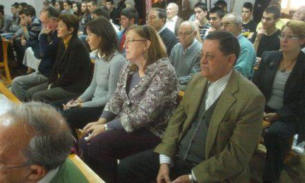 La Residencia San Martín de Porres de Miajadas celebra su 25 aniversario en una fiesta y gran participación