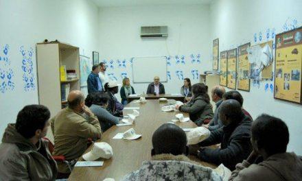 Aldeacentenera pone en marcha un taller de empleo de dos módulos con 15 alumnos de diferentes países