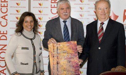 El programa «Músicas para el Otoño 2010» llegará a partir del día 13 de noviembre a 30 municipios de la provincia
