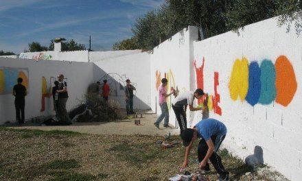 Decenas de jóvenes extremeños participan en Moraleja en el II Encuentro de Cultura Urbana