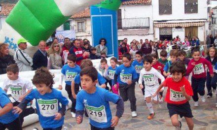 La Subida al Castillo de Portezuelo se consolida como una referencia del deporte de naturaleza con cifra récord