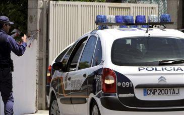 Ingresa en prisión tras ser detenido un vecino rumano que intentó agredir a varios agentes en Almendralejo