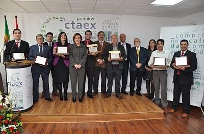 CTAEX falla los Premios a la Innovación Tecnológica Agroalimentaria, que galardonan ideas novedosas