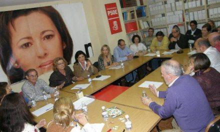 El PSOE de Plasencia continúa recabando las propuestas surgidas de las mesas sectoriales