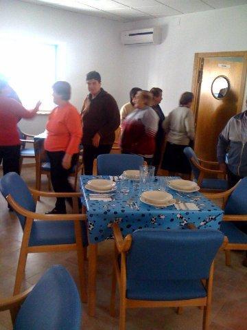 Ahigal inaugura el Centro de Día para mayores que se ha ejecutado con el Plan E y una inversión de 139.900 euros