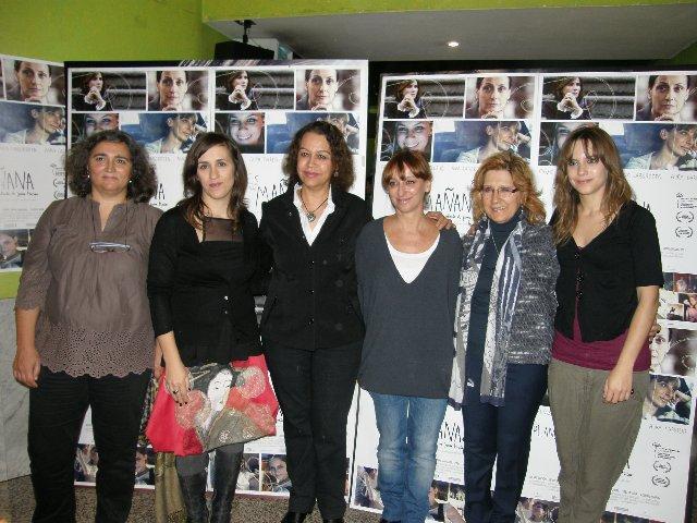 Cáceres acoge el preestreno de la película 'Planes para Mañana', rodada en buena parte en la capital