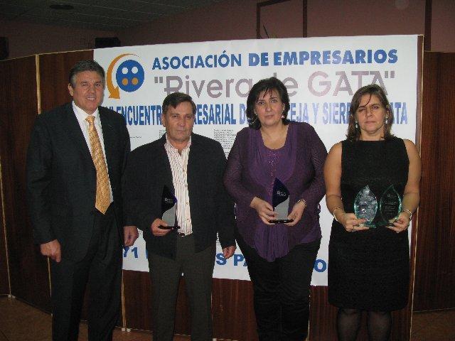 Moraleja celebrará este sábado el VII Encuentro Empresarial de la asociación Rivera de Gata