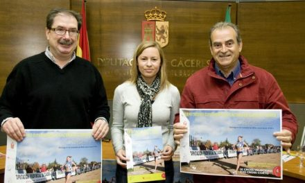 Unos 1.000 atletas participarán este domingo en el XXVII Trofeo Diputación de Campo a través