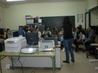 El NCC de Moraleja está organizando unas jornadas informativas sobre la plataforma Orienta 2