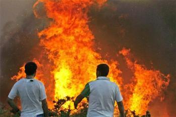 Adena revela que la región es una de las zonas con mayor riesgo de sufrir incendios