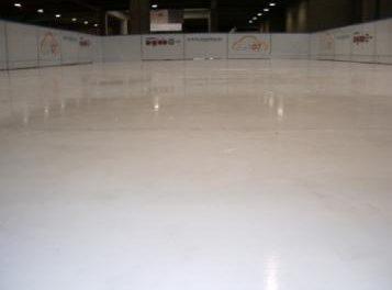 Baños de Montemayor estrenará el nuevo pabellón deportivo con una pista de hielo estas navidades