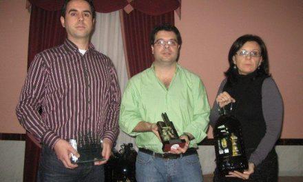 El Encuentro Empresarial de Moraleja y Sierra de Gata rinde homenaje al expresidente del colectivo