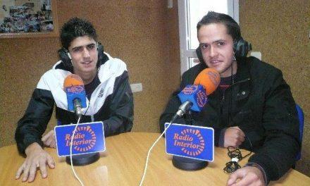 Óscar Hornos y Carlos Martín serán los próximos abanderados de la Juventud Cauriense en 2011 y 2012