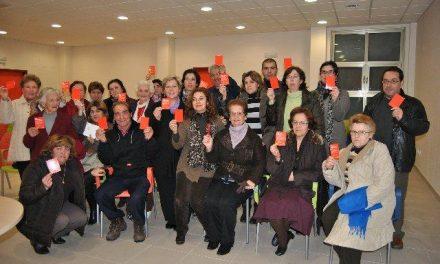 Los vecinos de Cilleros participan en una charla sobre violencia de género con motivo del 25 de noviembre