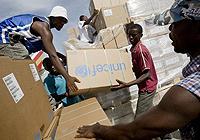 Extremadura participa en un nuevo envío de medicamentos a Haití para paliar el brote de cólera