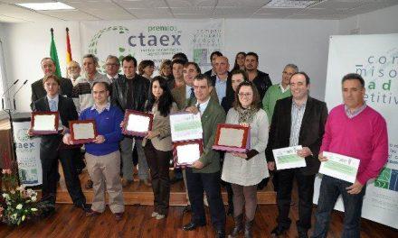 El Ctaex acoge la gala de entrega de los VIII premios a la innovación tecnológica agroalimentaria