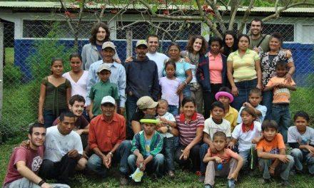Los Jóvenes extremeños Voluntarios con América Latina conviven con familias campesinas de Nicaragüa