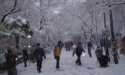 El Servicio Extremeño de Salud difunde una guía de prevención ante situaciones de frío extremo