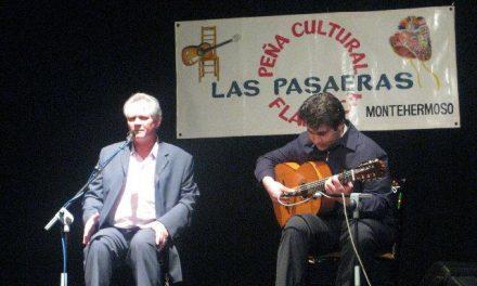 El cantaor José Dávila, de Quintana de la Serena, gana el V Concurso de Fandangos «Villa de Montehermoso»
