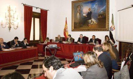 La Diputación Provincial de Cáceres aprueba los presupuestos para el 2011 con 117 millones de euros