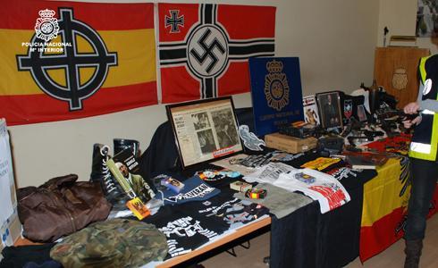 El área de Juventud de IU denuncia la existencia de un grupo neonazi con ideología fascista en Badajoz