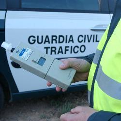 La DGT inicia este lunes en la región una nueva campaña de control de alcoholemia para evitar accidentes