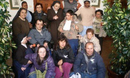 La parroquia de San Ignacio de Coria ha celebrado la primera Convivencia de la Discapacidad