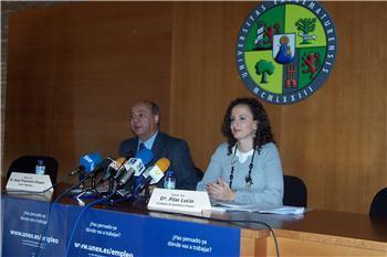 La ocupación juvenil ha aumentado un 16,33% en hombres y un 26,9% en mujeres en Extremadura