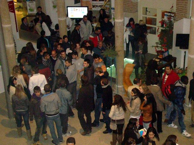 Más de 1.700 personas pasan por las charlas y talleres en la feria de Empleo celebrada en Plasencia