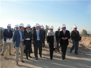 El Proyecto de Interés Regional (PIR) «La Calzada» de Mérida construirá 702 viviendas en la ciudad